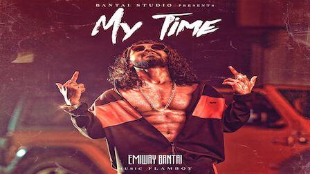 My Time Lyrics Emiway
