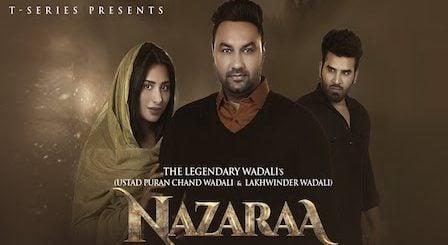 Nazaraa Lyrics Ustad Puran Chand Wadali x Lakhwinder Wadali