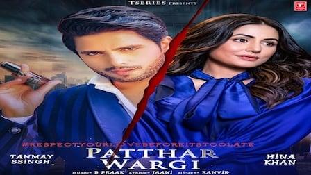 Patthar Wargi Lyrics Ranvir | Hina Khan x Tanmay Ssingh
