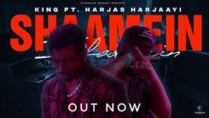 Shaamein Lyrics King | Harjas Harjaayi