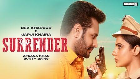 Surrender Lyrics Afsana Khan