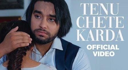 Tenu Chete Karda Lyrics Simar Doraha
