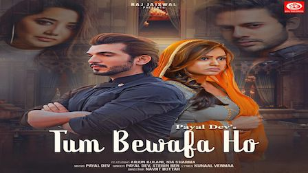 Tum Bewafa Ho Lyrics Payal Dev x Stebin Ben