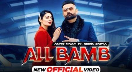 All Bamb Lyrics Amrit Maan