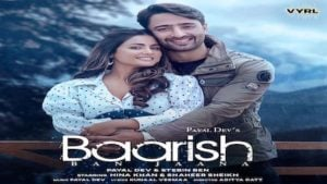 Baarish Ban Jaana Lyrics Payal Dev x Stebin Ben