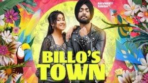 Billo's Town Lyrics Ravneet Singh