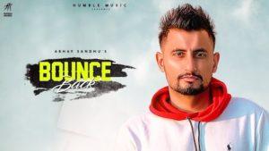 Bounce Back Lyrics Abhay Sandhu