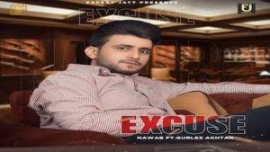 Excuse Lyrics Nawab x Gurlez Akhtar