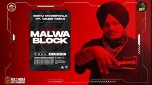 Malwa Block Lyrics Sidhu Moose Wala