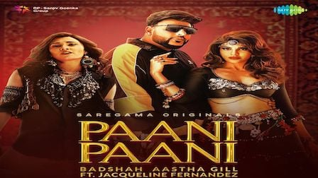 Paani Paani Lyrics Badshah x Aastha Gill | Jacqueline Fernandez