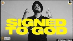Signed To God Lyrics Sidhu Moose Wala