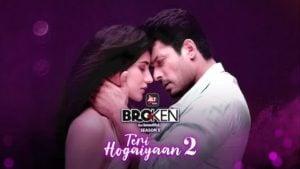 Teri Hogaiyaan 2 Lyrics Vishal Mishra | Broken But Beautiful
