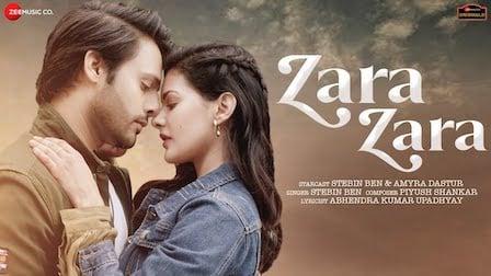 Zara Zara Lyrics Stebin Ben