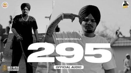 295 Lyrics Sidhu Moose Wala