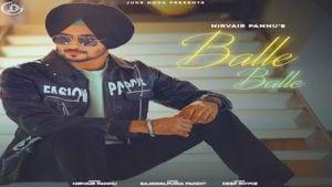 Balle Balle Lyrics Nirvair Pannu