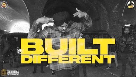 Built Different Lyrics Sidhu Moose Wala