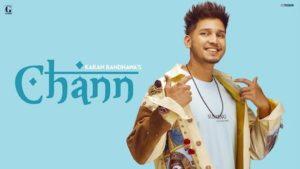 Chann Lyrics Karan Randhawa