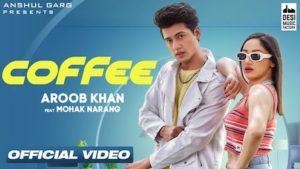 Coffee Lyrics Aroob Khan