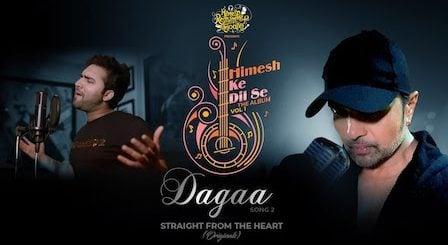 Dagaa Lyrics Mohd Danish | Himesh Reshammiya