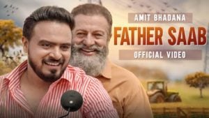 Father Saab Lyrics King | Amit Bhadana