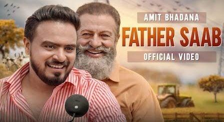 Father Saab Lyrics King   Amit Bhadana