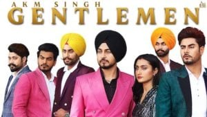 Gentlemen Lyrics Akm Singh