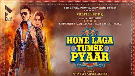 Hone Laga Tumse Pyaar Lyrics – Abhi Dutt