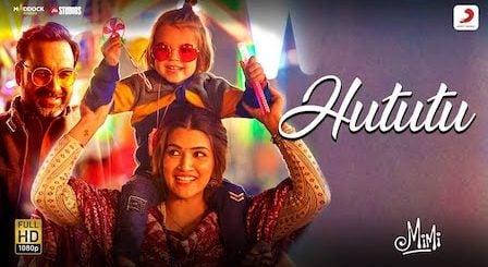 Hututu Lyrics Mimi | Shashaa Tirupati