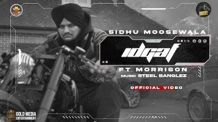 IDGAF Lyrics Sidhu Moose Wala