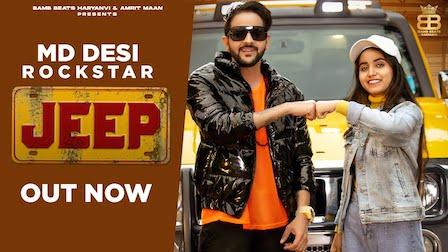 Jeep Lyrics MD Desi Rockstar x Renuka Panwar