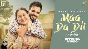Maa Da Dil Lyrics Happy Raikoti