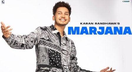 Marjana Lyrics Karan Randhawa