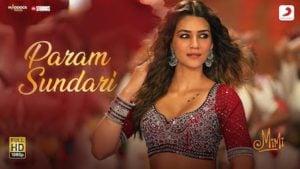 Param Sundari Lyrics Mimi | Shreya Ghoshal