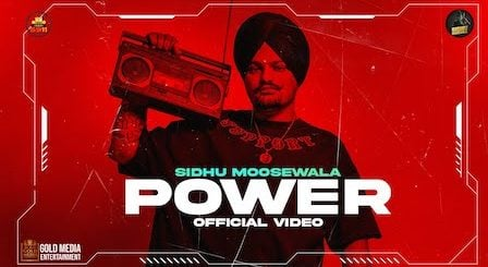 Power Lyrics Sidhu Moose Wala