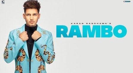 Rambo Lyrics Karan Randhawa