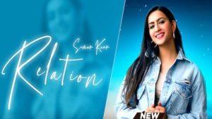 Relation Lyrics Simar Kaur