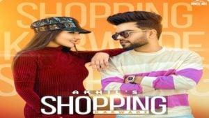 Shopping Karwade Lyrics Akhil