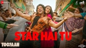 Star Hai Tu Lyrics Toofaan   Divya Kumar