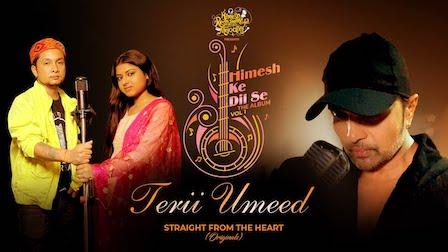 Teri Umeed Lyrics Himesh Reshammiya | Pawandeep, Arunita