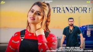 Transport Lyrics Geeta Zaildar x Preet Thind