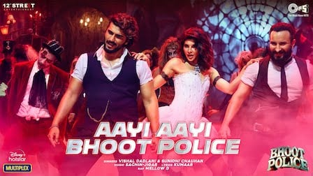 Aayi Aayi Bhoot Police Lyrics Vishal Dadlani