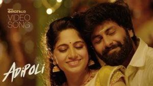 Adipoli Lyrics Vineeth Sreenivasan | Ashwin Kumar