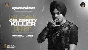 Celebrity Killer Lyrics Sidhu Moose Wala