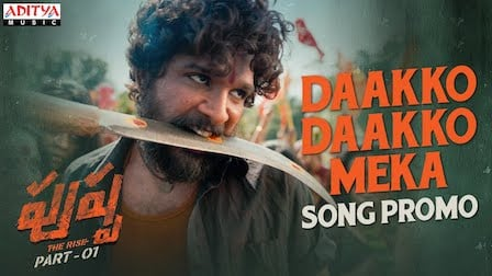 Daakko Daakko Meka Lyrics Pushpa