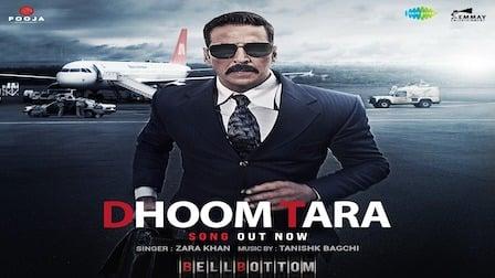 Dhoom Tara Lyrics Bellbottom | Zara Khan