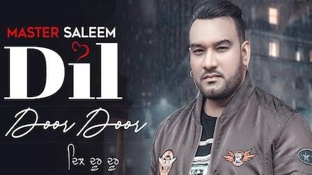 Dil Door Door Lyrics Master Saleem