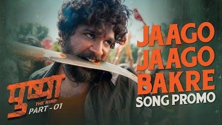 Jaago Jaago Bakre Lyrics Pushpa