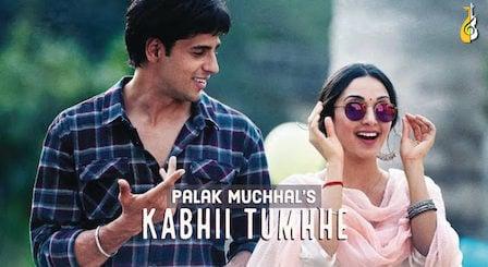 Kabhi Tumhe Lyrics Shershaah   Palak Muchhal