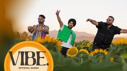 Vibe Lyrics Diljit Dosanjh