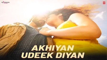 Akhiyan Udeek Diyan Lyrics Shiddat
